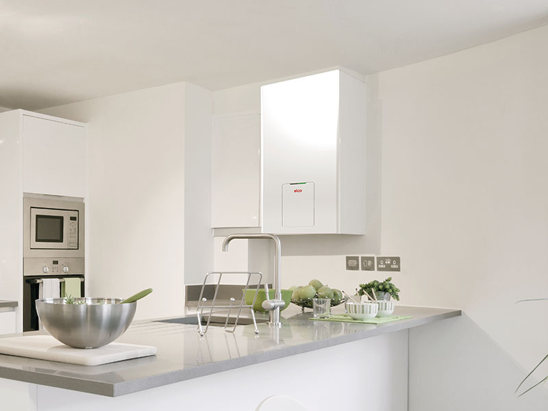 Maksimal udnyttelse af energien i hjemmet, med et gasfyr