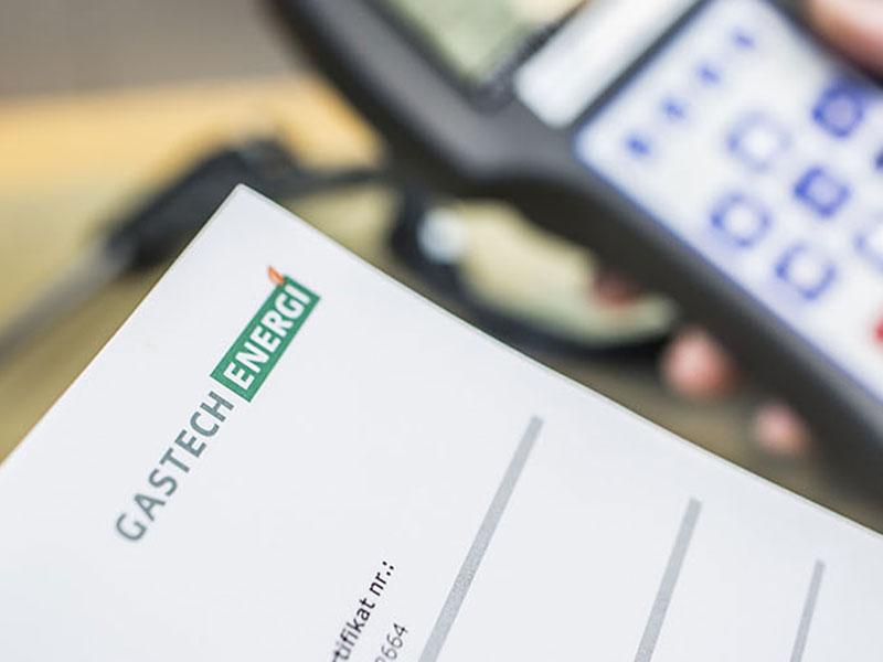 Gastech organisationsstruktur og ansvarsområder
