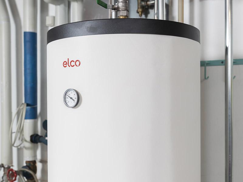Elco installeres på Stauning Skole.