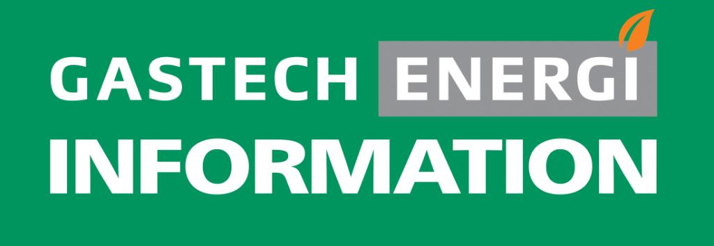 Gasstech Energi Information